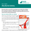Alcohol & Safety