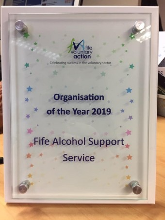 Organisation of the Year 2019